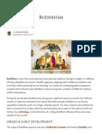 Buddhism - Ancient History Encyclopedia