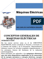Maquinas Electricas CCE