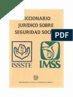 UNAM. Diccionario Jurídico Sobre Seguridad Social