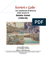 Quinto Cenni s Genoese Medieval Warriors