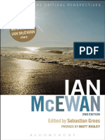 Contemporary Critical Perspectives Sebastian Groes Ed. Ian McEwan Bloomsbury Academic 2013