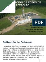 Perforación en Pozos de Petróleo