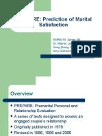 Prepare 5.0 Marital Test