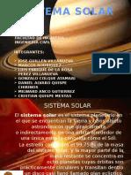 Exposicion Sistema Solar