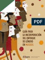 Guía Para La Incorporación Del Enfoque de Género en Museos
