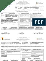 BIOLOGIA 2014 2015 Secuencia Didactica