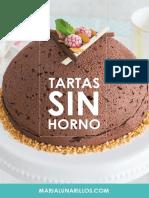 eBook Tartas Sin Horno Maria Lunarillos