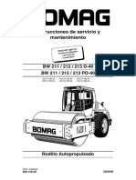 Mantenimiento BW211D-40