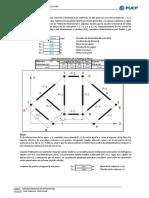 Análisis Matricial - Estructura 1
