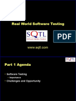 Part 1 Real World Software Testing Integrated Version 3