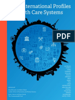 2015 International Profiles of Health Care Systems (Commonwealth Fund)