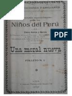 Elvira Garcia y Garcia - Una Moral Nueva