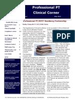 newsletter - rob s vol 7 july 2015