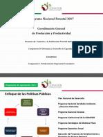 Gobernanza y Fortalecimiento Empresarial Comunitario. CONAFOR 2016.