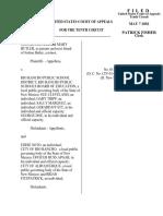Butler v. Rio Rancho Public, 10th Cir. (2002)