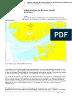 Portal Maritimo de Colombia - Nueva Edicion de Cartas Nauticas de Los Puertos de Barranquilla y Buenaventura - 2015-07-08