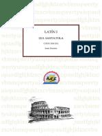 Dossier Latín i