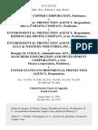 Kennecott Copper Corporation v. Environmental Protection Agency, Hecla Mining Company v. Environmental Protection Agency, Homestake Mining Company v. Environmental Protection Agency, Gulf & Western Industries, Inc. v. Douglas M. Costle, Administrator, Epa, Ranchers Exploration and Development Corporation, a New Mexico Corporation v. United States Environmental Protection Agency, 612 F.2d 1232, 10th Cir. (1979)