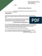 Mercosur75-97 Inspeccion Tecnica Vehicular