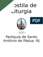 Apostila de Liturgia 2016