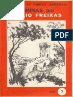 Láminas Emilio Freixas - Serie 07 (Paisajes y marinas)