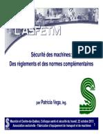 Securite Des Machines 1310