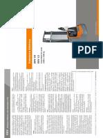 Still Brasil Paleteira Eletrica Com Ope... Pe Especificacoes Tecnicas 437102