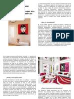 Articulo 2 Vivir Super Arte-diseño de Interiores