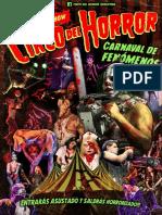 Circo Del Horror Gacetilla