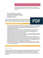 chapter19 organisational design