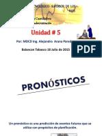 PronosTico