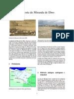 Historia de Miranda de Ebro