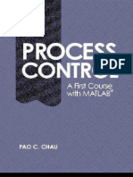 Chemical Process Control a First Course With MATLAB