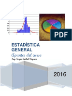 1 Estadstica General Procesamiento de Datos