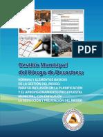 Gestión Municipal del Riesgo de Desastres