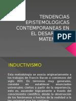 Tendencias Epistemologicas Contemporaneas en El Desarrollo Matematico