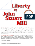 - Mill, John Stuart - On Liberty