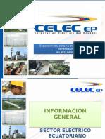 Presentación SNI CELEC Ecuador OCT_12
