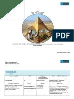 Caracterizacion de Los E.K.U.F La Pirámide