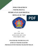 Laporan Jam Digital
