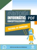 Auditoria Informática-Conceptualización