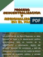 08-Política de Estado & Desentralización-Regionalización en El País