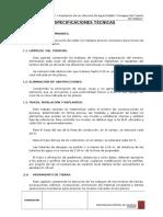 1. ESPECIFICACIONES TECNICAS