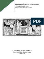 MISA DE ANIVERSARIO SACERDOTAL