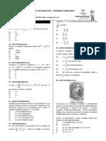 LISTA DE EXERCÍCIOS - COMPLEXOS.pdf