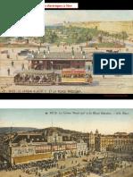 Les premiers tramways à Nice