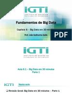 Aula Capítulo 6 – Big Data Em 30 Minutos