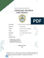 Monografia Servicio Al Cliente
