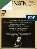 sarlo - sobre la vanguardia, Borges y el criollismo.pdf