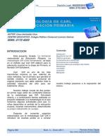LA METODOLOGÍA DE CARL ORFF EN EDUCACIÓN PRIMARIA